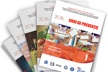 Ghid de preventie, 7 volume